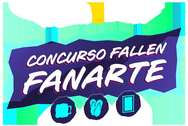 1º Concurso Fallen Fanarte